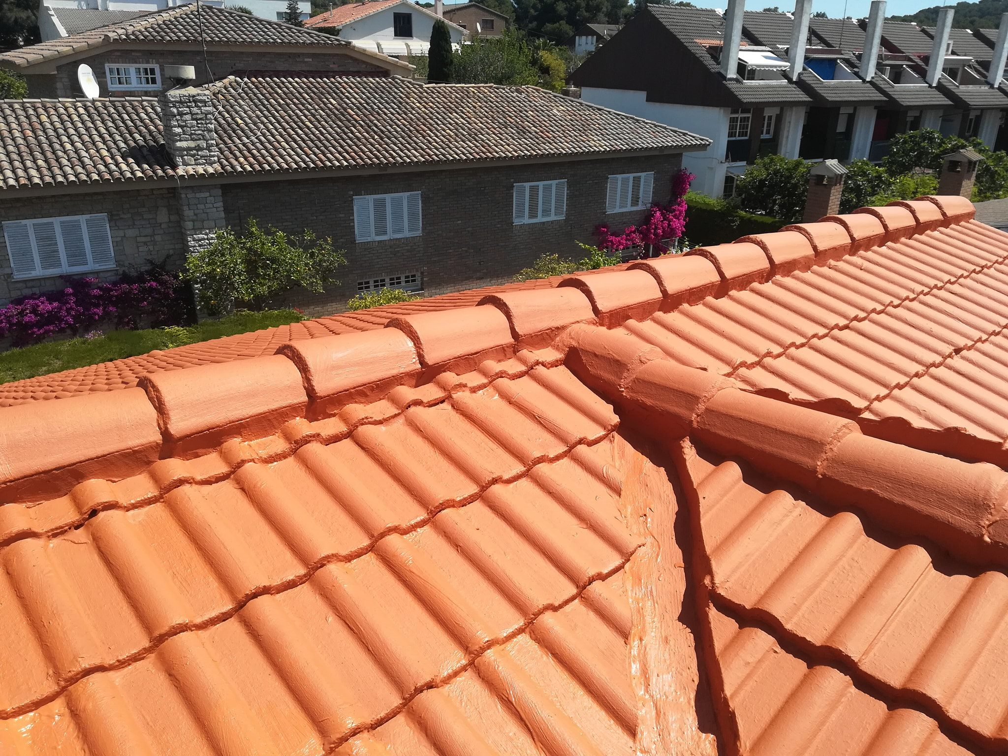 impermeabilización de tejados en Reus