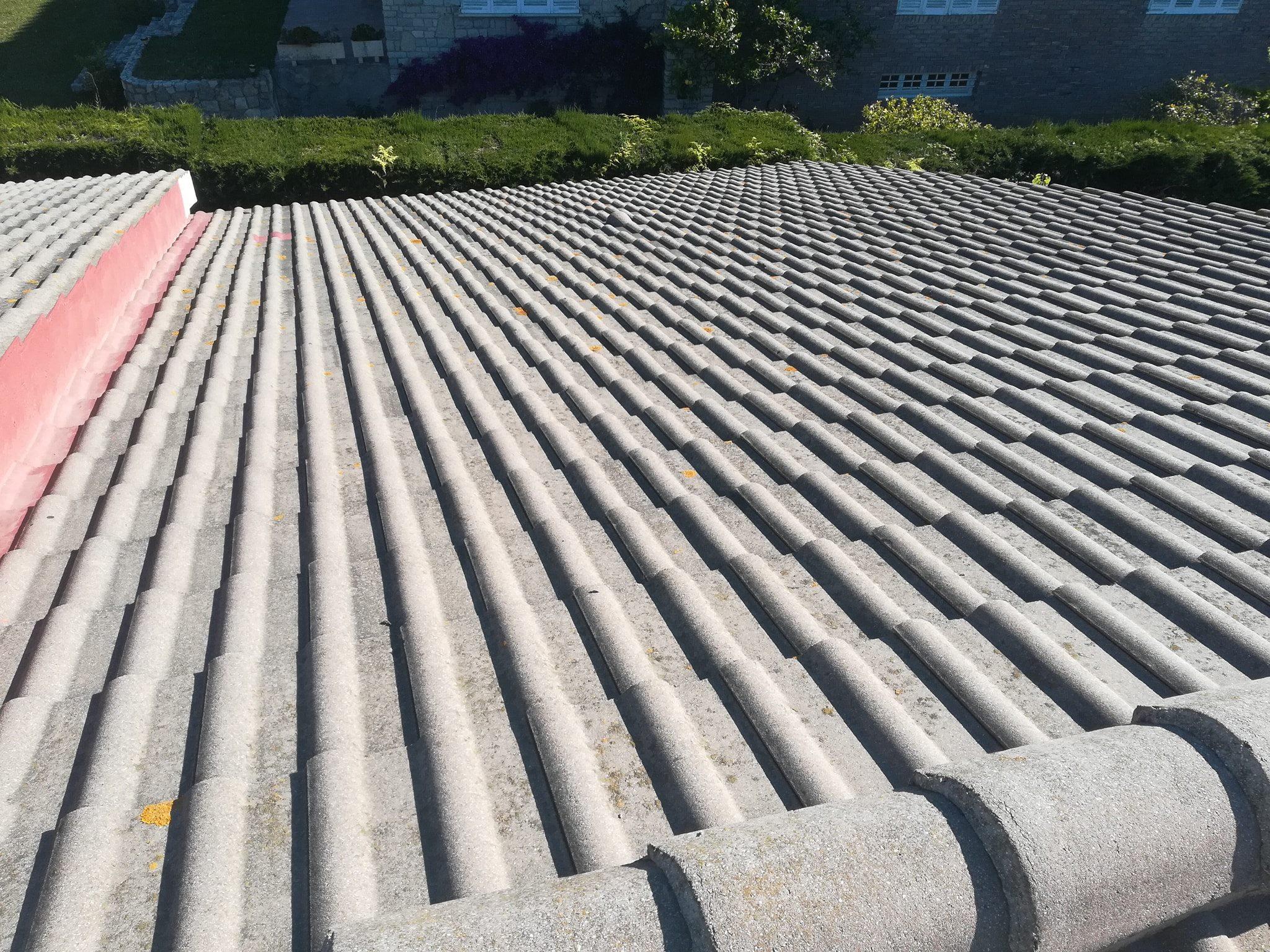 tejado sin impermeabilización en Reus