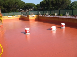 Impermeabilización de terrazas en Reus