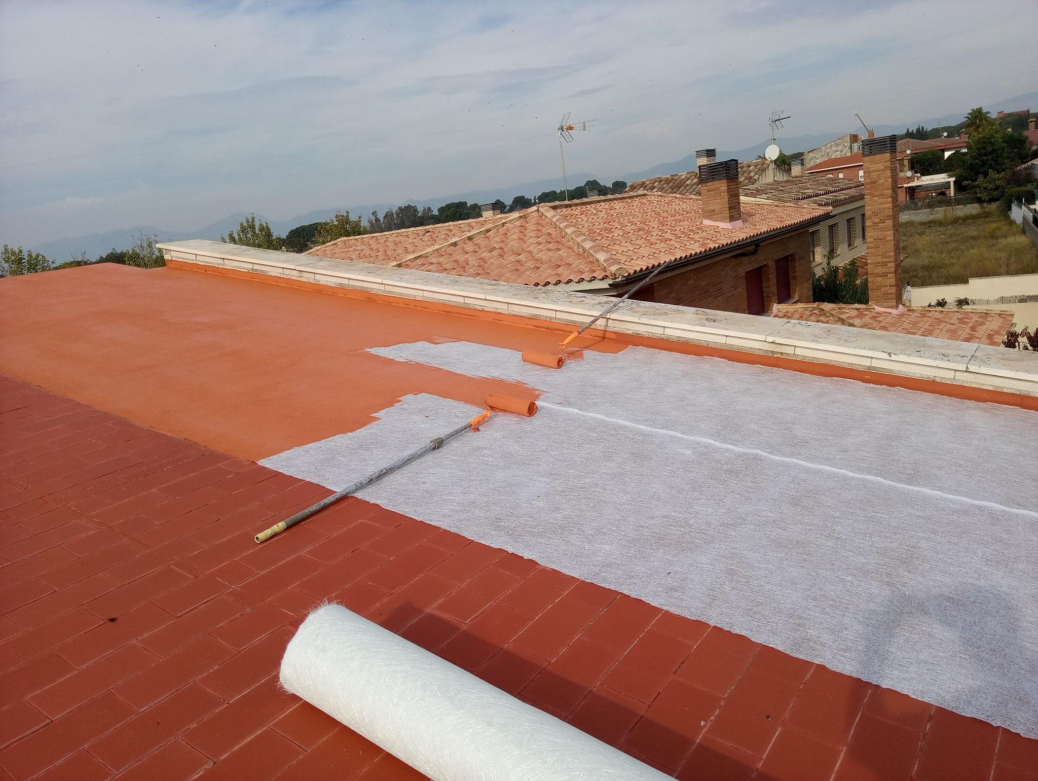 aislamiento de tejados en Reus