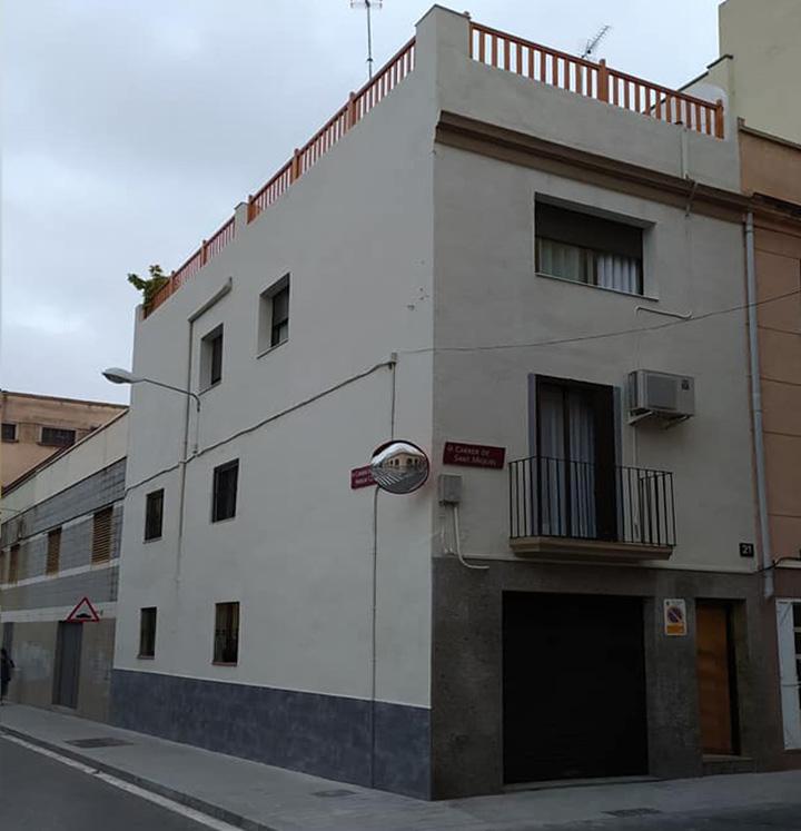 rehabilitación de fachadas en Tarragona rehabilitaciones ImpeReus